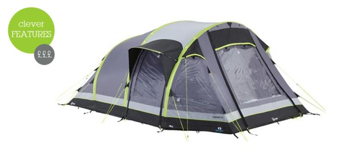 Airgo Cirrus 6 Tent