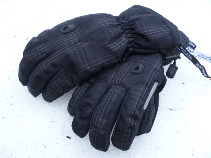 Altitude Extreme Mens Ski Gloves