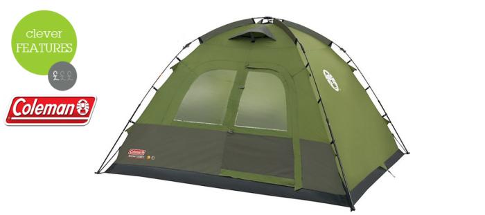 Coleman Instant Dome Tent