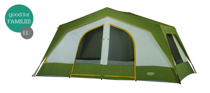 Wenzel Vacation Lodge - 7 Person Family Tent