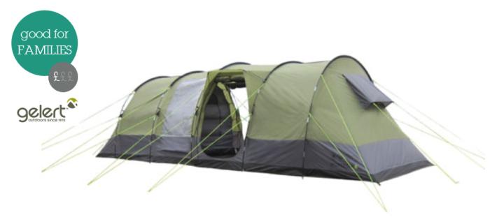 Gelert Horizon 6 Tent