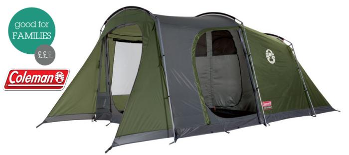 Coleman Da Gama 4 Man Tent