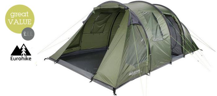 Eurohike Buckingham Tent
