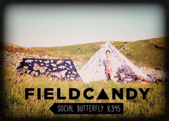 FieldCandy Social Butterfly Festival Tent Review