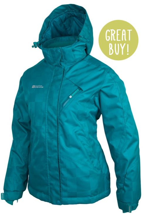 Greta Womens Ski Jacket