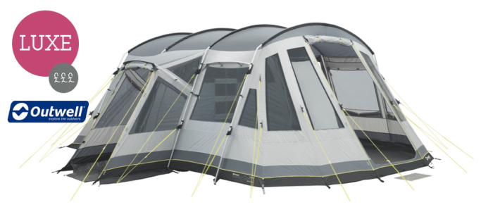 Outwell Montana 6 2015 Tent