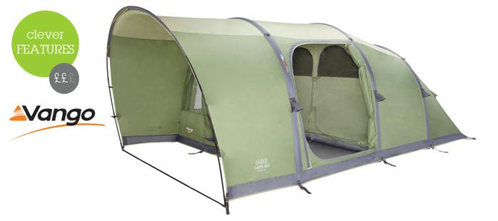 Vango AirBeam Capri Tent